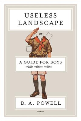 Useless Landscape, or a Guide for Boys Cover