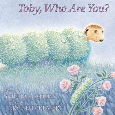 Toby, Who Are You? Cover