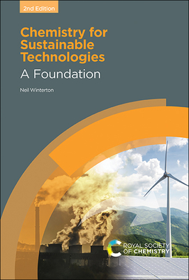 Chemistry for Sustainable Technologies: A Foundation Cover Image