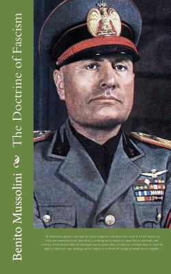 The Doctrine of Fascism Cover Image