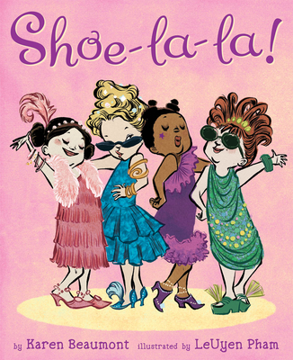 Shoe-La-La! Cover Image
