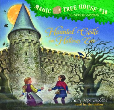 Magic Tree House #30 Haunted Castle on Hollows Eve by Mary Osborne - Paperback