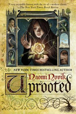 Uprooted (Temeraire) Cover Image