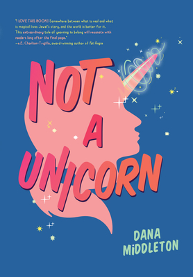 Not a Unicorn Cover Image