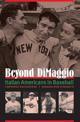 Beyond DiMaggio: Italian Americans in Baseball Cover Image