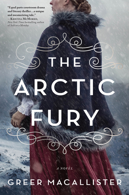 The Arctic Fury cover