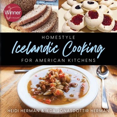 Homestyle Icelandic Cooking for American Kitchens Cover Image