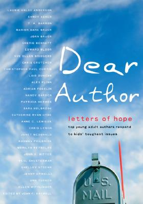 Dear Author: Letters of Hope Cover Image