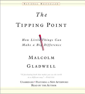 The Tipping Point: How Little Things Can Make a Big Difference Cover Image