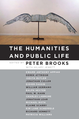 The Humanities and Public Life Cover