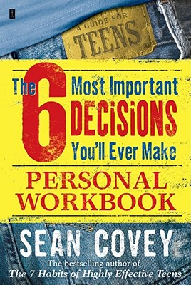 The 6 Most Important Decisions You'll Ever Make Personal Workbook Cover Image