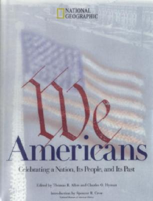 Cover for We Americans