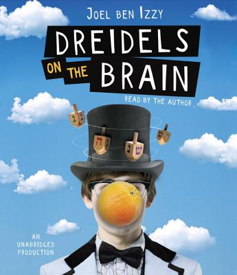 Dreidels on the Brain Cover Image