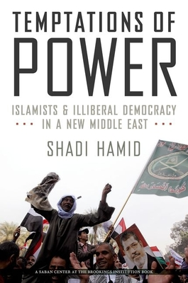 Cover for Temptations of Power