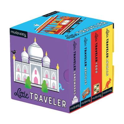 Little Traveler Board Book Set Cover Image