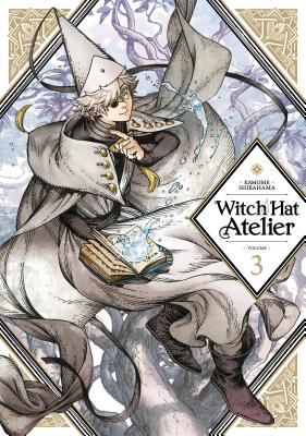 Witch Hat Atelier 3 Cover Image