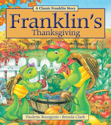 Franklin's Thanksgiving Cover Image
