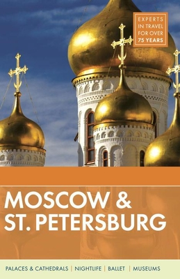 Fodor's Moscow & St. Petersburg Cover Image