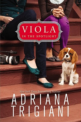 Viola in the Spotlight Cover Image