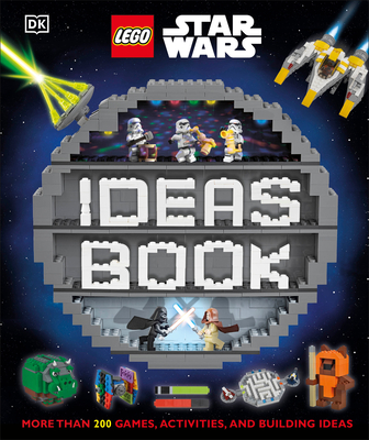 LEGO Star Wars Ideas Book by DK and Elizabeth Dowsett