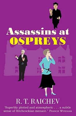 Cover for Assassins at Ospreys