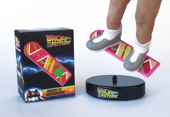Back to the Future: Mini Hoverboard: With Magnetic Sneakers (RP Minis) Cover Image