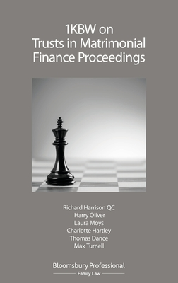 1KBW on Trusts in Matrimonial Finance Proceedings (1 KBW on) Cover Image