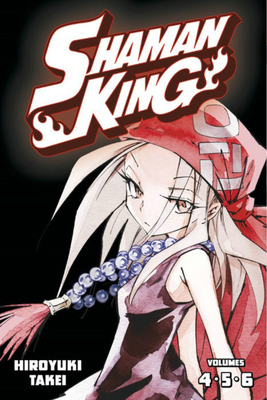 SHAMAN KING Omnibus 2 (Vol. 4-6) Cover Image