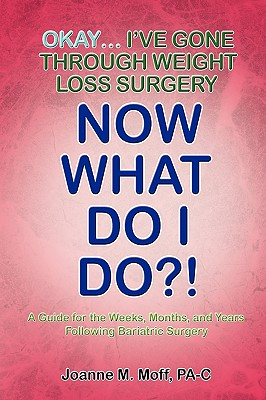 Okay... I've Gone Through Weight Loss Surgery, Now What Do I Do?! Cover