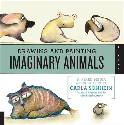 Drawing and Painting Imaginary Animals Cover
