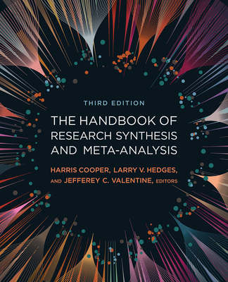 The Handbook of Research Synthesis and Meta-Analysis Cover Image