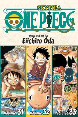 One Piece (Omnibus Edition), Vol. 11 Skypeia 31-32-33 cover image