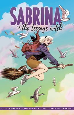 Sabrina the Teenage Witch Cover Image