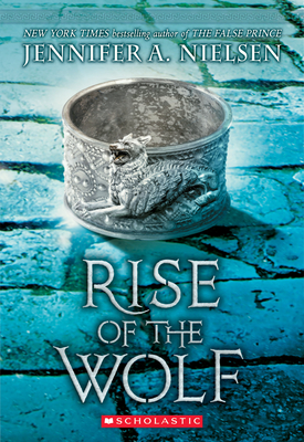 Rise of the Wolf (Mark of the Thief, Book 2) Cover Image