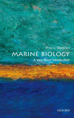 Marine Biology (Very Short Introductions) Cover Image