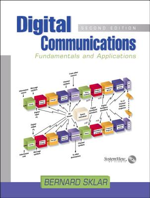 Digital Communications: Fundamentals and Applications (Paperback) Cover Image