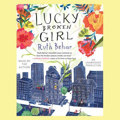 Lucky Broken Girl Cover