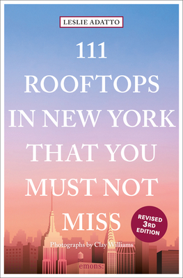 111 Rooftops in New York That You Must Not Miss Cover Image
