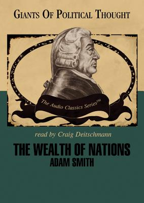 Giants of Political Thought Wealth of Nations by