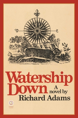 Watership Down (Scribner Classics) Cover Image