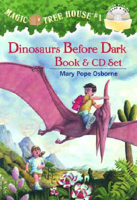 Dinosaurs Before Dark [With CD] Cover Image