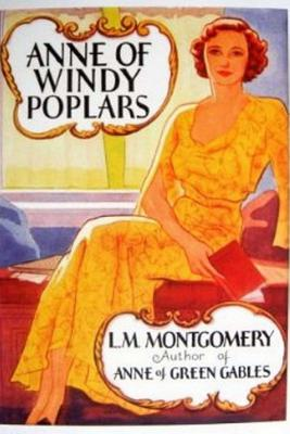 Anne of Windy Poplars Cover Image