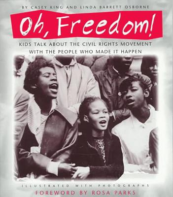 Oh, Freedom! Cover