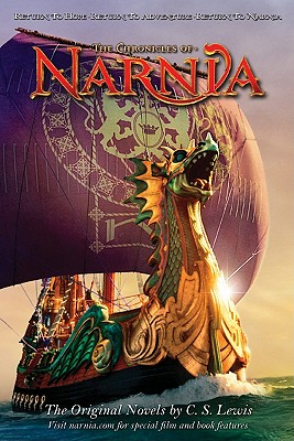 The Chronicles of Narnia Movie Tie-In Edition Cover