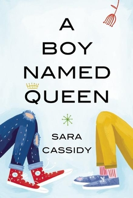 A Boy Named Queen Cover Image