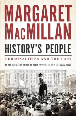 History's People: Personalities and the Past (CBC Massey Lectures) Cover Image