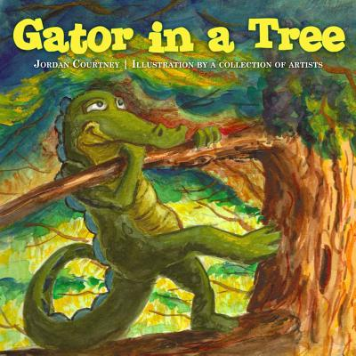 Gator in a Tree Cover Image