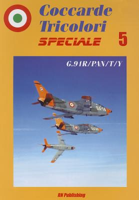 G.91r/Pan/T/Y (Coccarde Tricolori Speciale #5) Cover Image