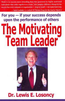 The Motivating Team Leader Cover
