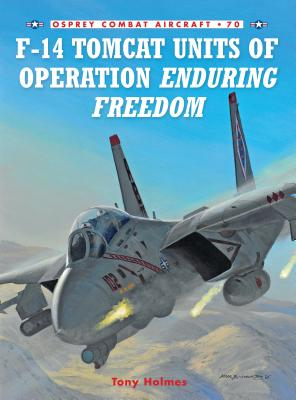 F-14 Tomcat Units of Operation Enduring Freedom Cover Image